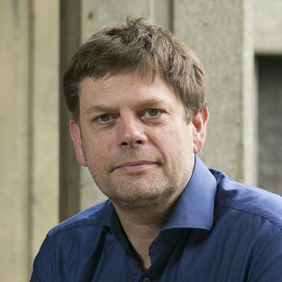 Portrait of Professor Alastair Bailey