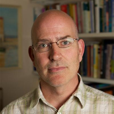 Portrait of Professor Iain Fraser