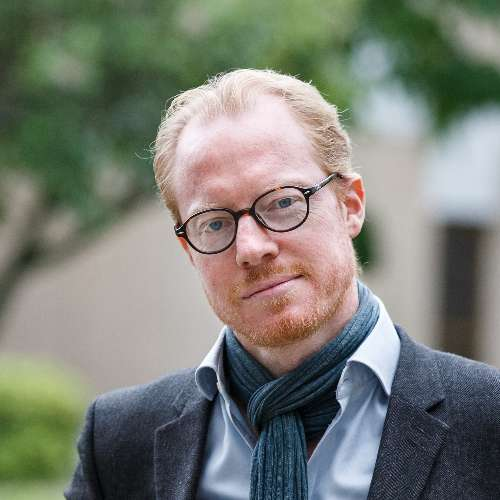 Portrait of Professor Ben Hutchinson
