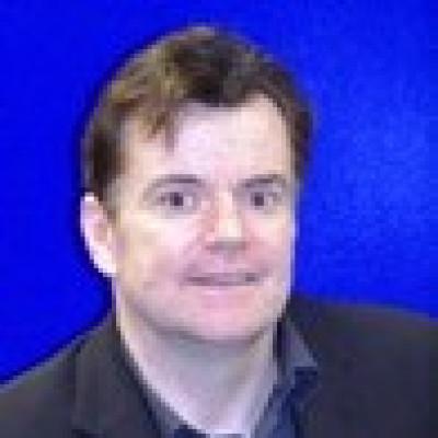 Portrait of Professor Bob Johnston