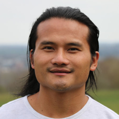Portrait of Bhokraj Gurung