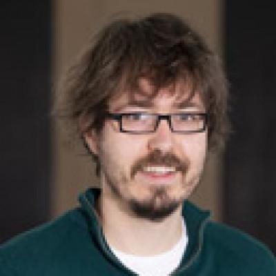 Portrait of Dr Dieter Declercq