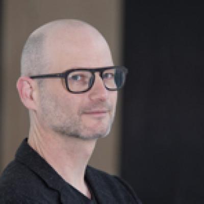 Portrait of Dr Michael Newall