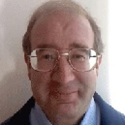 Portrait of Dr Nigel Mather