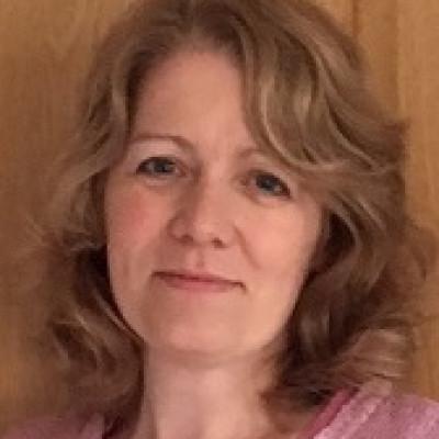 Portrait of Joanne Morrison