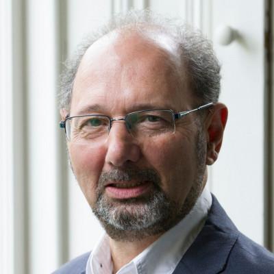 Portrait of Professor Richard Sakwa