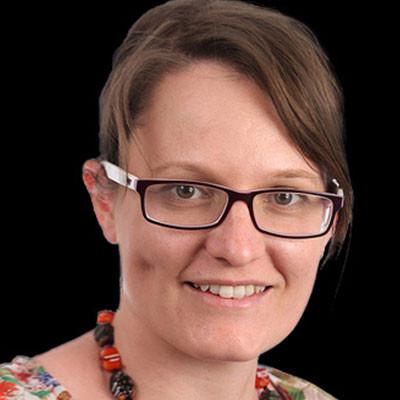 Portrait of Dr Carola Leicht