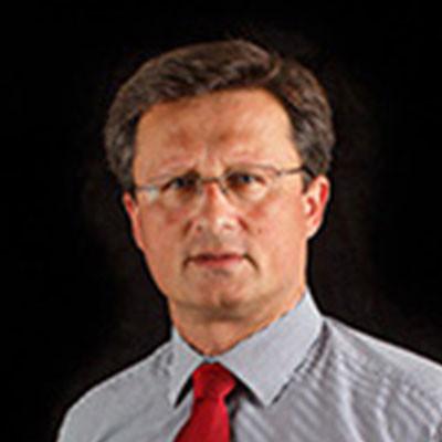 Portrait of Dr Epameinondas Katsikas
