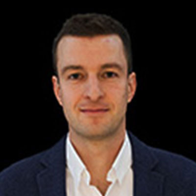 Portrait of Dr Michael Koch