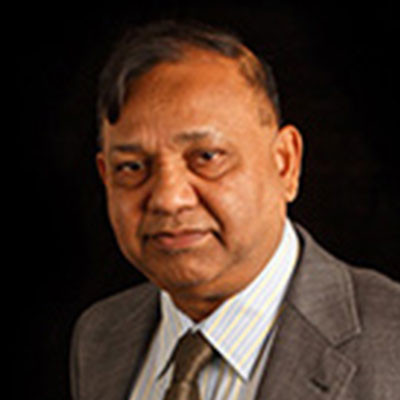 Portrait of Dr Mohammad Hasan