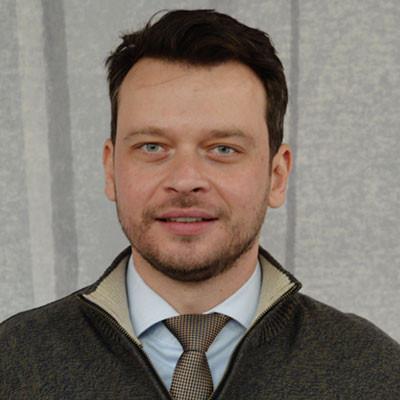Portrait of Dr Ioannis Krasonikolakis