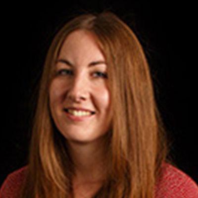 Portrait of Dr Madeleine Wyatt