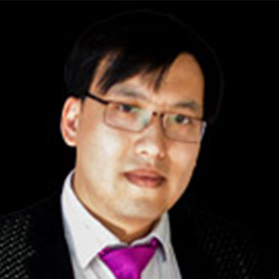 Portrait of Dr Vinh Sum Chau