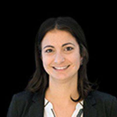 Portrait of Dr Virginia Spiegler