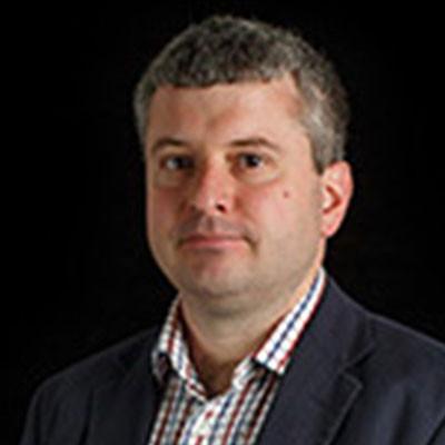 Portrait of Professor Ben Lowe