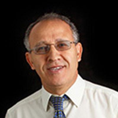 Portrait of Professor Said Salhi