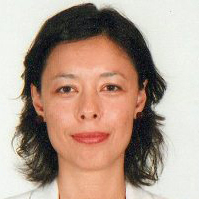 Portrait of Dr Elena Atanassova-Cornelis
