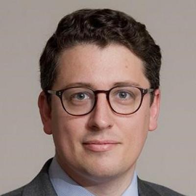 Portrait of Dr Daniel Fiott