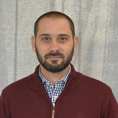 Portrait of Dr Nikolaos Voukelatos