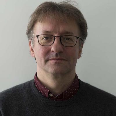 Portrait of Professor Bernhard Klein