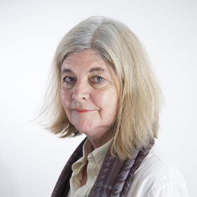 Portrait of Professor Donna Landry