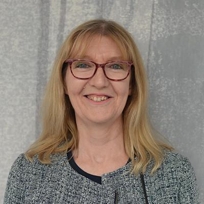 Portrait of Professor Patricia Lewis