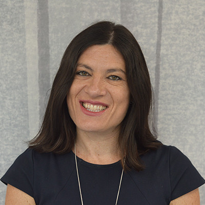 Portrait of Professor Maria Paola Scaparra