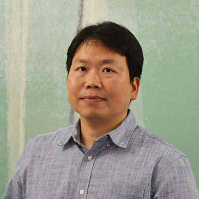 Portrait of Dr Guihan Ko