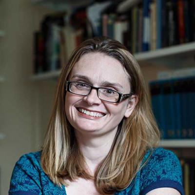 Portrait of Professor Jennie Batchelor