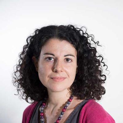 Portrait of Dr Stella Bolaki