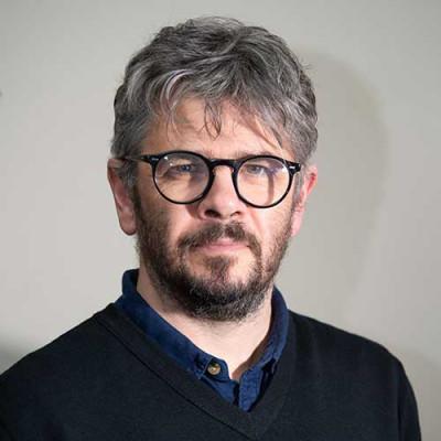 Portrait of Professor David Herd
