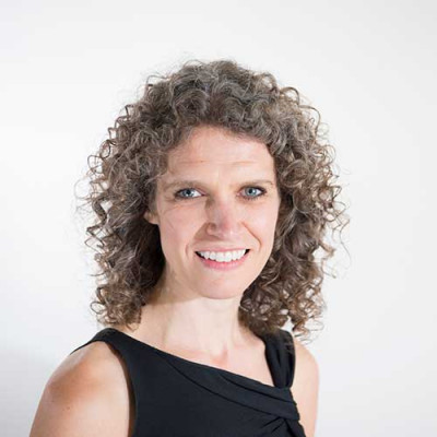 Portrait of Dr Ariane Mildenberg