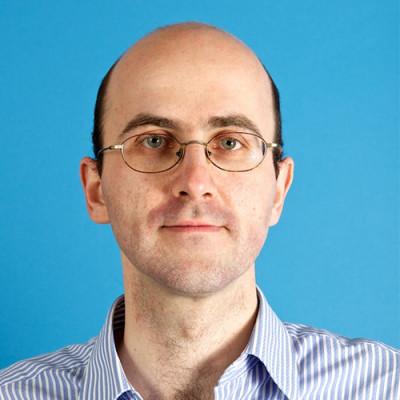 Portrait of Dr Alexander Klein
