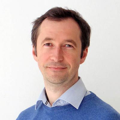 Portrait of Dr Andrey Launov
