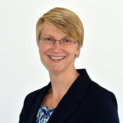 Portrait of Dr Krystin Zigan