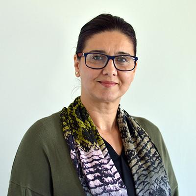 Portrait of Dr Diana Tunaru