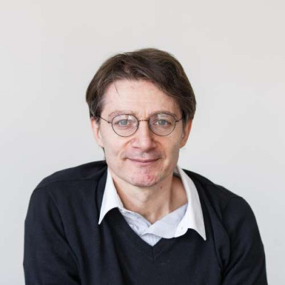 Portrait of Dr Edward Kanterian