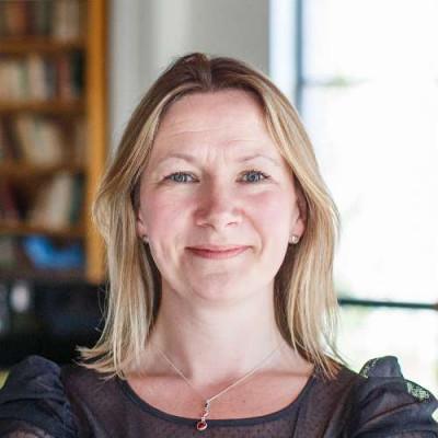 Portrait of Professor Heather Ferguson