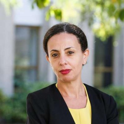Portrait of Professor Sophia Labadi