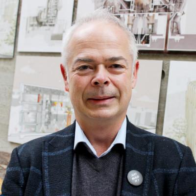 Portrait of Peter Wislocki