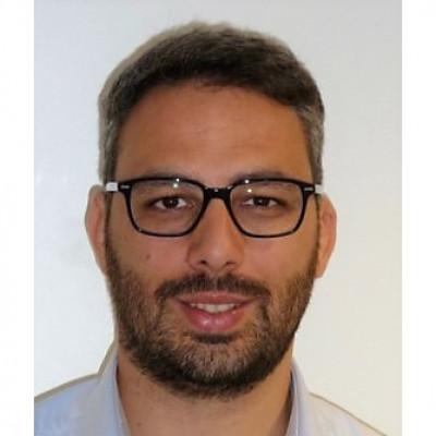 Portrait of Dr Aniello Palma