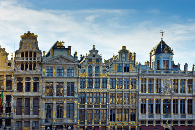 Brussels Grand Place Grote Markt
