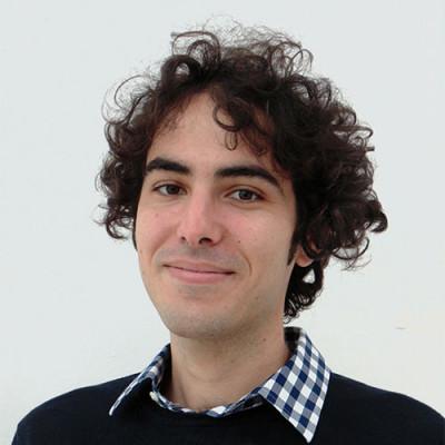 Portrait of Gustavo Mellior