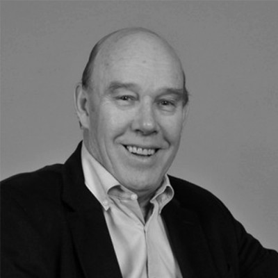 Portrait of Professor Tony Thirlwall