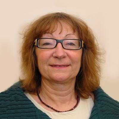 Portrait of Professor Sophia Davidova