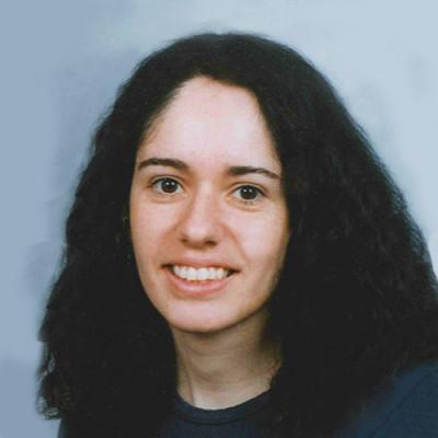 Portrait of Dr Maria Garcia-Alonso