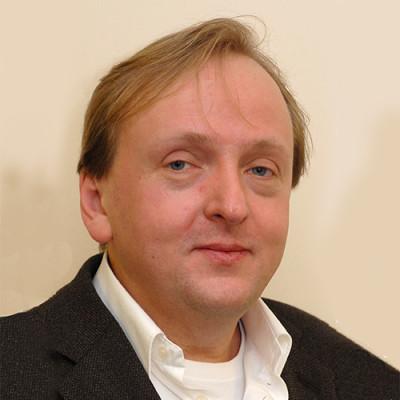 Portrait of Professor Hans-Martin Krolzig