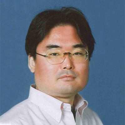 Portrait of Dr Katsuyuki Shibayama
