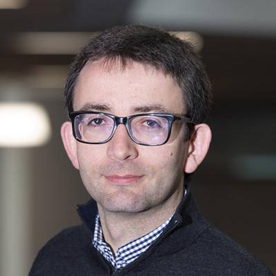 Portrait of Dr Christian Siegel