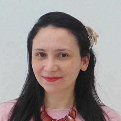 Portrait of Dr Fernanda Leite Lopez de Leon